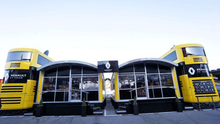Renault lotta Racing Point