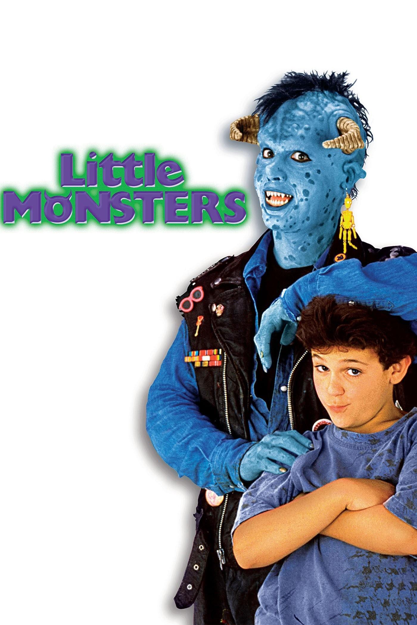 Watch Little Monsters (1989) Free Online