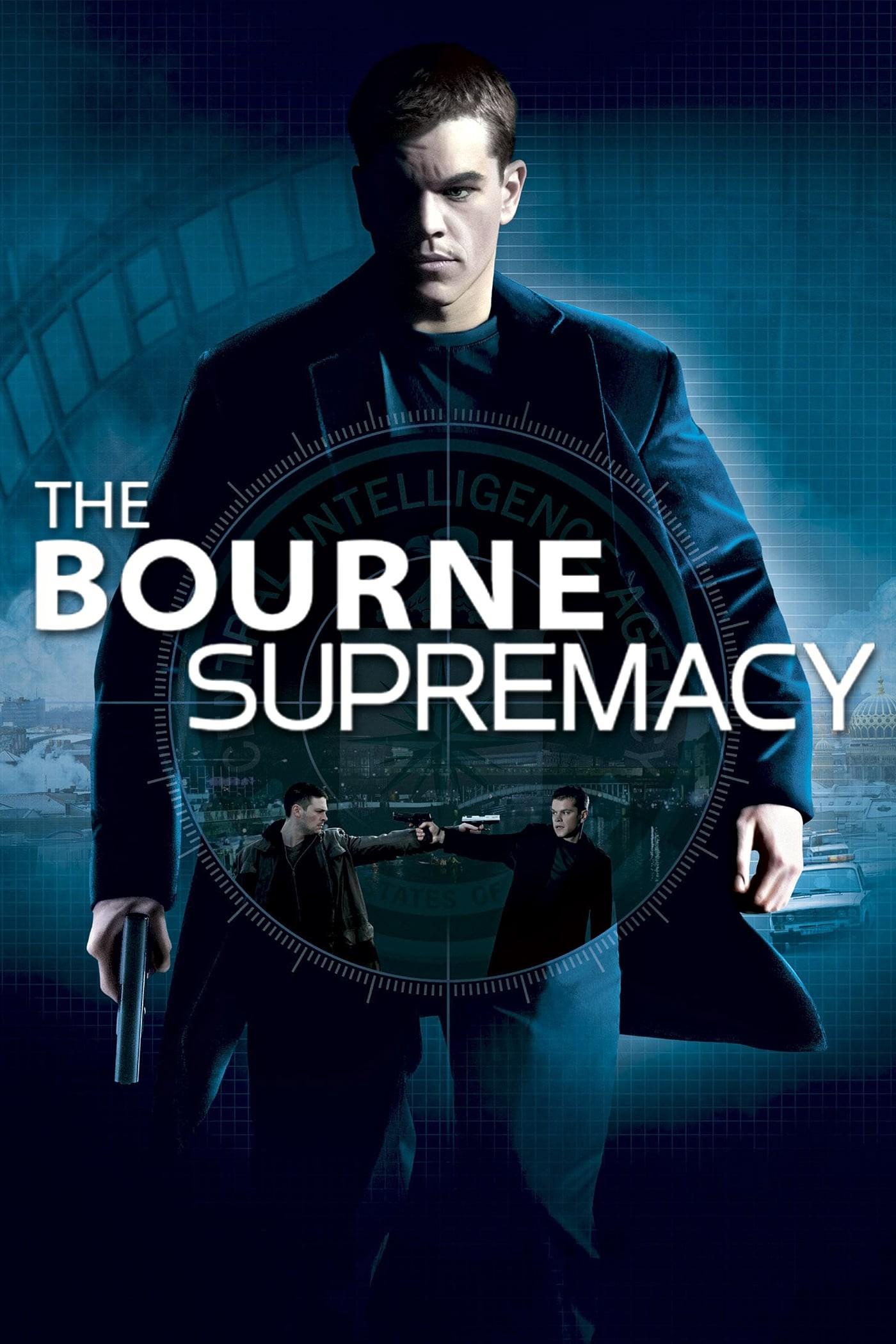 The Bourne Supremacy (2004) Streaming ITA - Gratis in Alta Definizione - Italiano