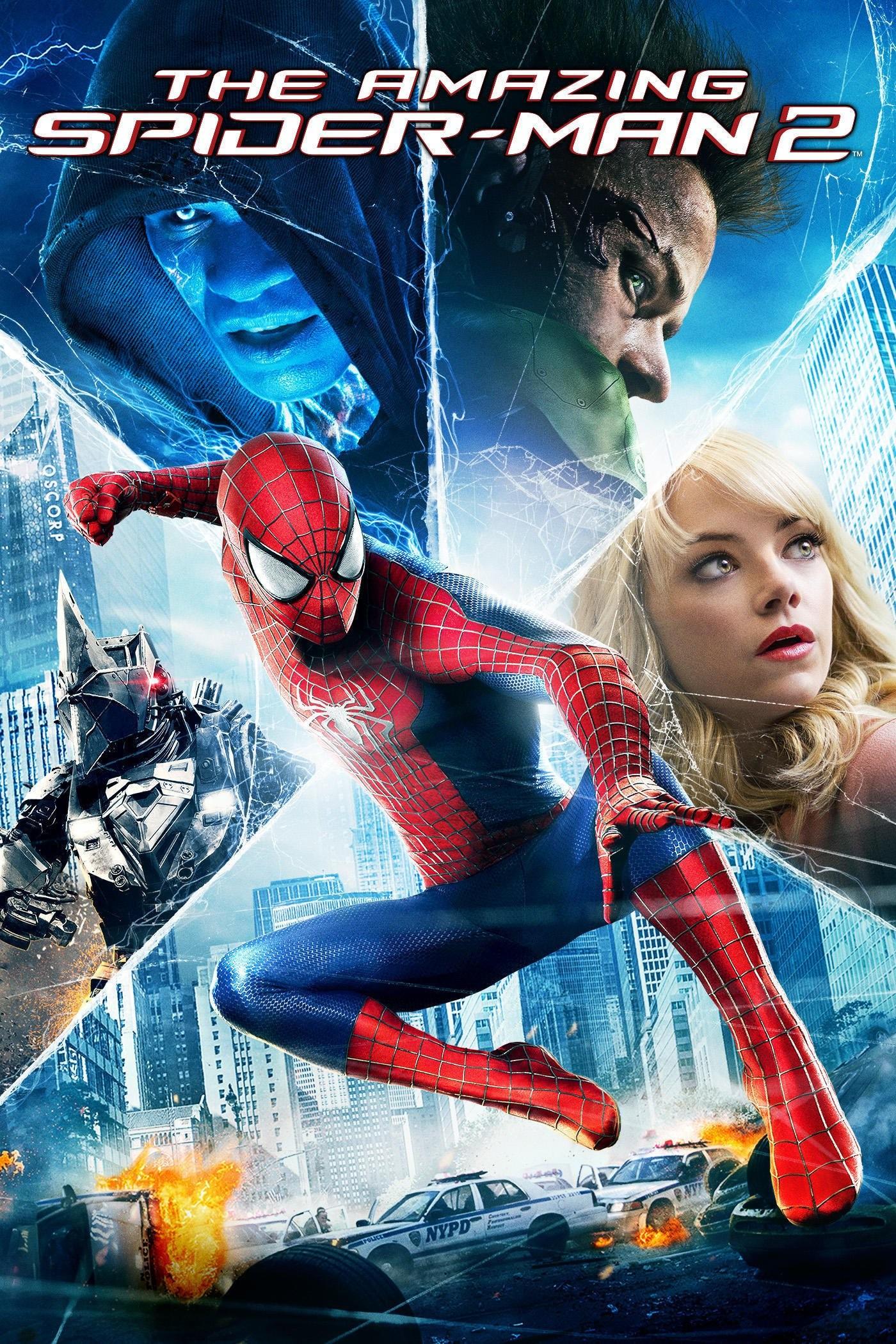 Watch The Amazing Spider-Man 2 (2014) Free Online