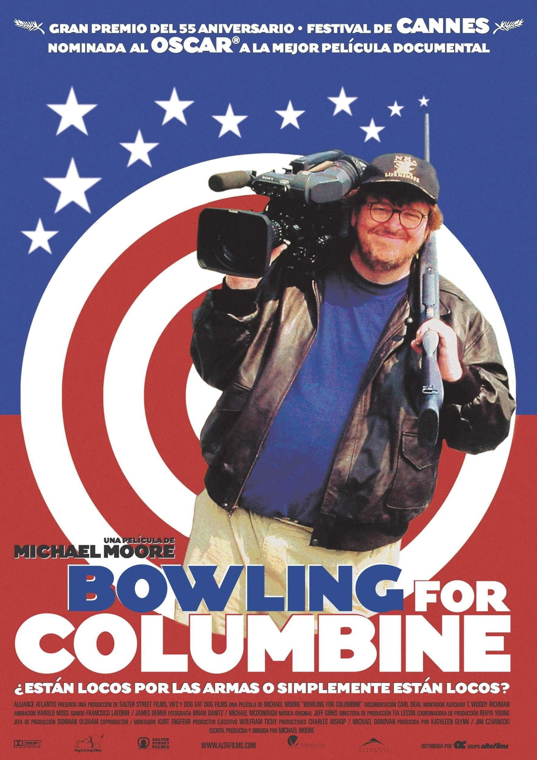 Ver Bowling For Columbine Online Gratis