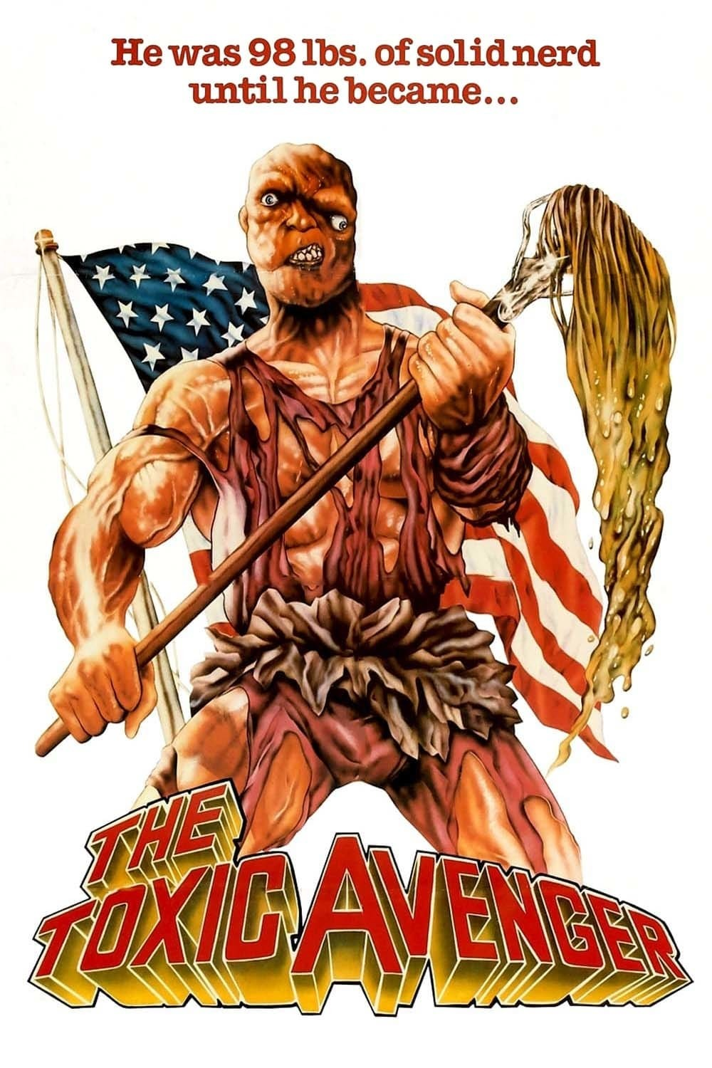 Watch The Toxic Avenger (1984) Free Online