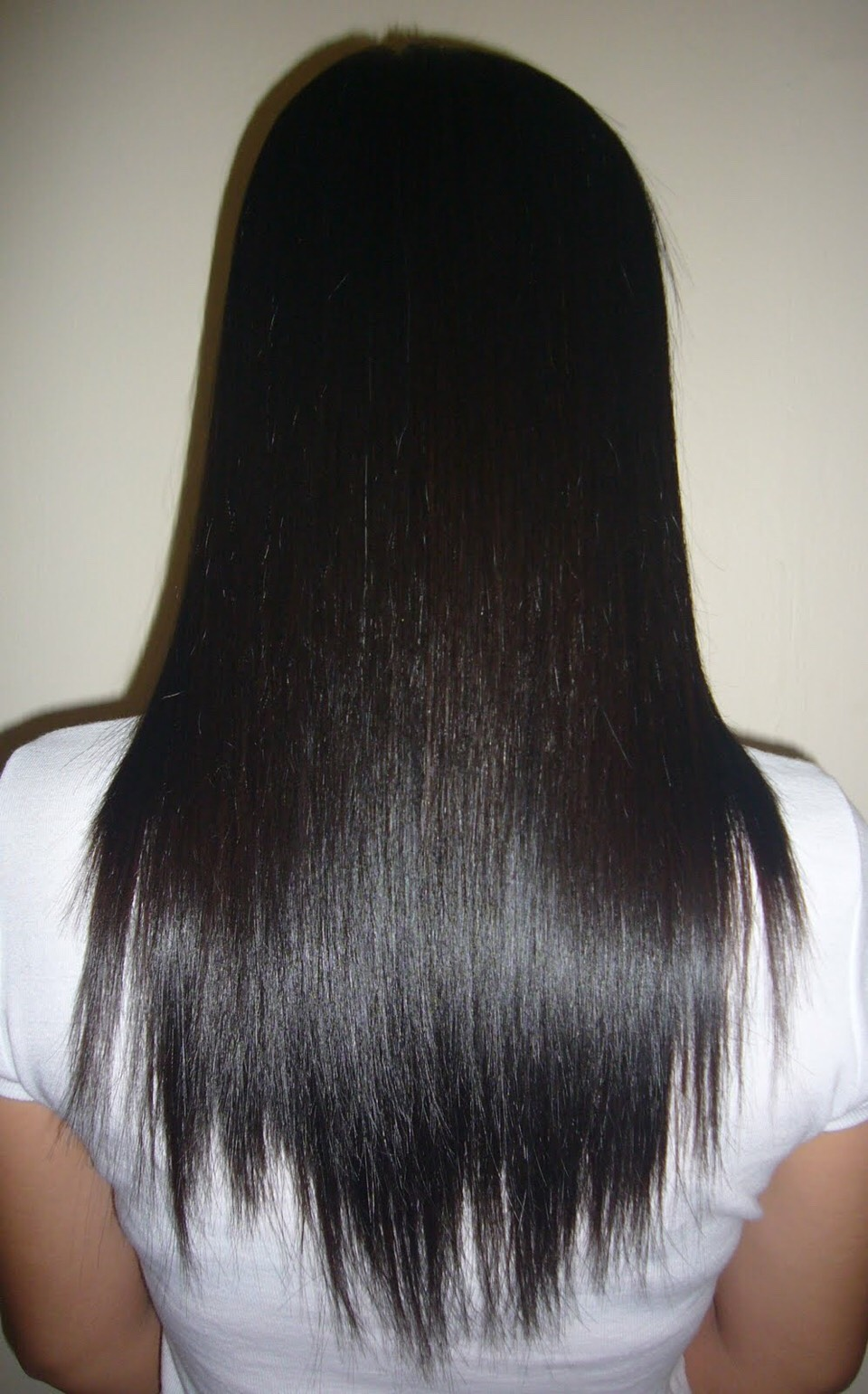 Straighten Hair Without Heat By Chloe McLagan Musely