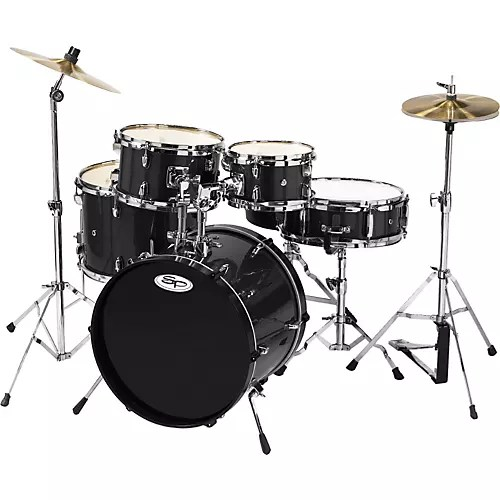 Sound Percussion Labs 5 Piece Junior Drum Set with Cymbals     Sound Percussion Labs 5 Piece Junior Drum Set with Cymbals