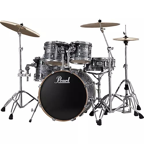 Pearl EXR 5 Piece Fusion Drum Set   Musician s Friend Pearl EXR 5 Piece Fusion Drum Set
