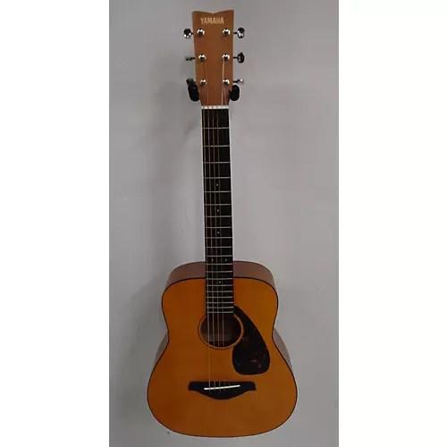 Yamaha Jr1 3 4 Acoustic Guitar Natural Musician S Friend