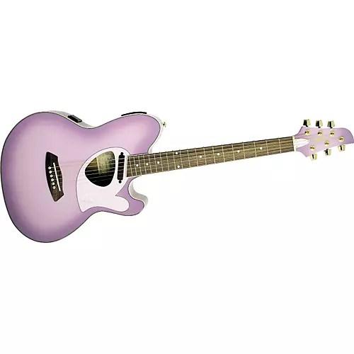 Ibanez Talman Tcm60 Cutaway Acoustic Electric Guitar
