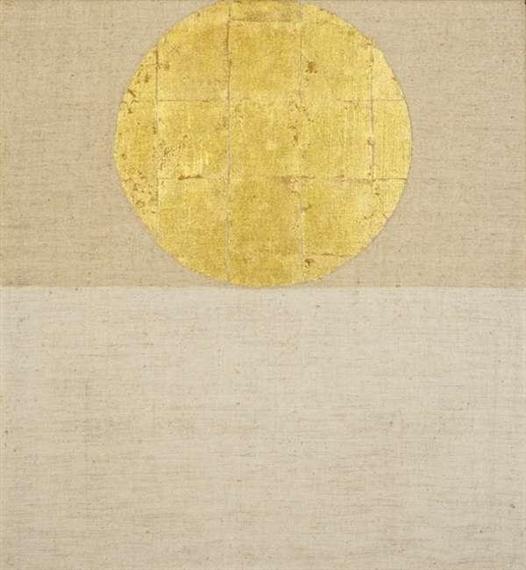 Patrick Scott, Gold Painting No 3