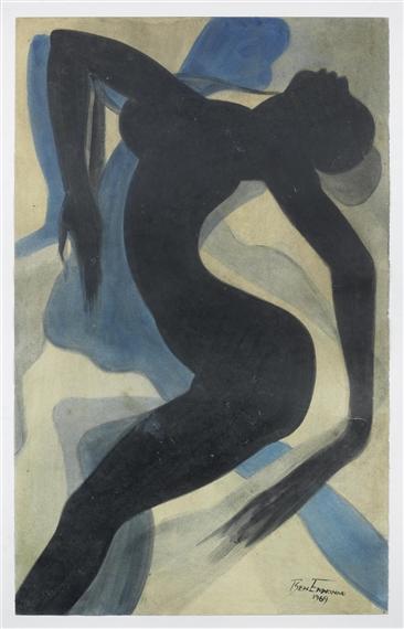 Artworks Of Ben Enwonwu Nigerian 1921 1994