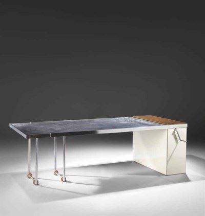 table extensible de luxe 1930