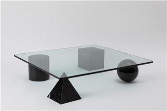 vignelli lella table basse metafora
