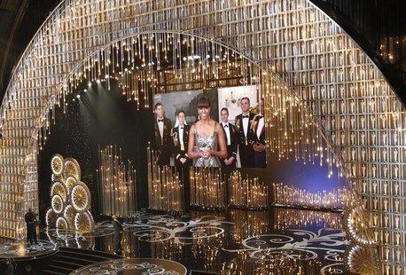 Oscars set