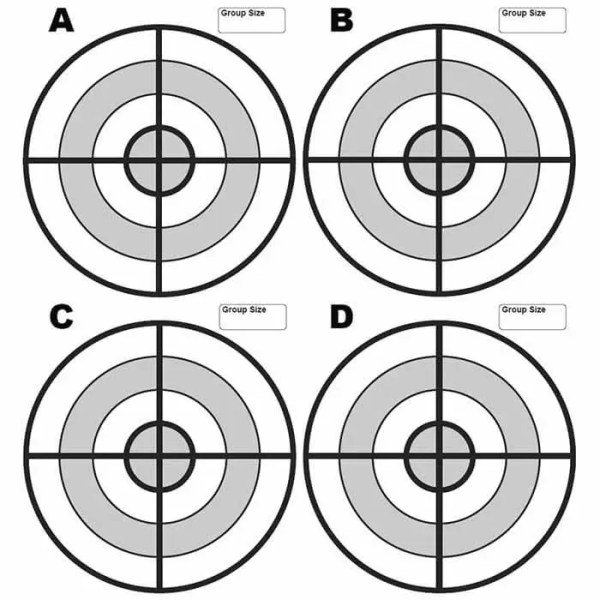 free printable shooting target # 2