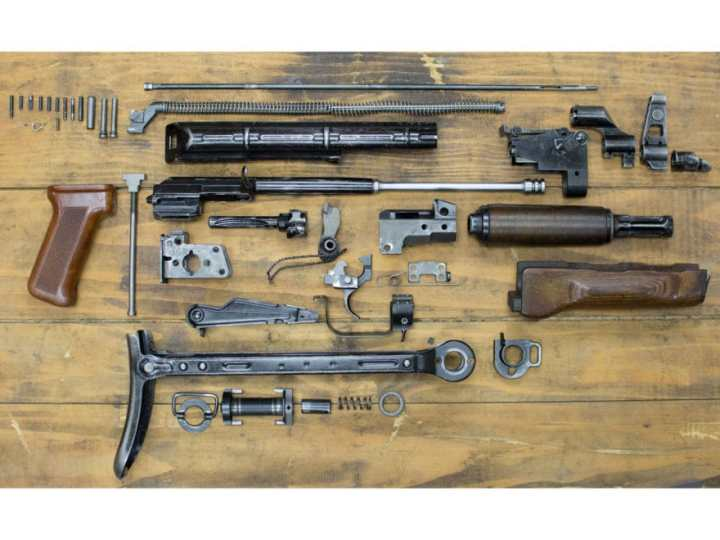 Ak 47 Spare Parts Kit | Newmotorjdi co