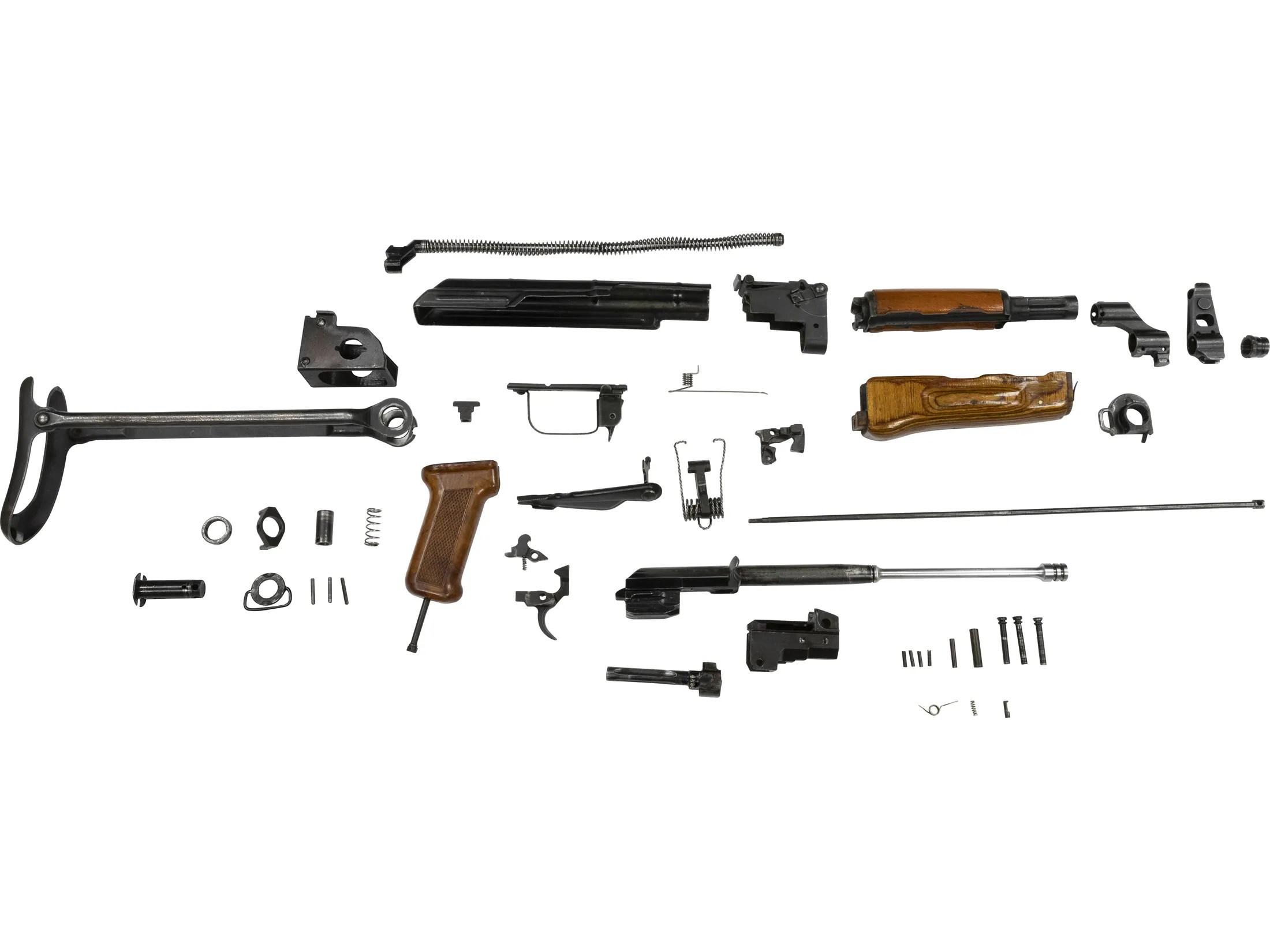 Military Surplus Ak 47 Romanian Model 65 Underfolder Parts