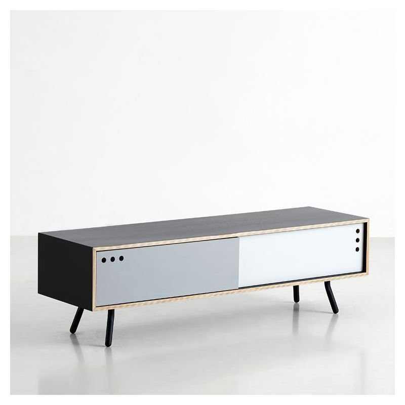 rangement meuble tv geyma woud