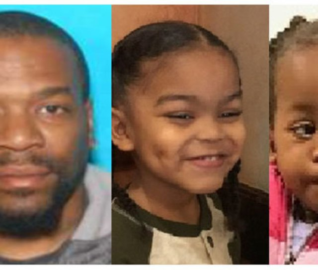 Illinois State Police Issue Amber Alert To Locate  Missing Cook County Children