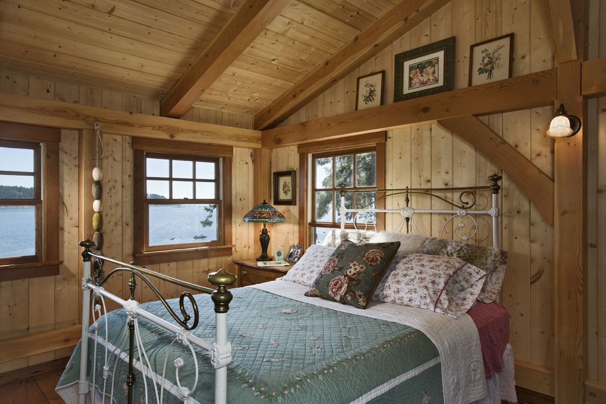 Small Cabin Ideas Interior