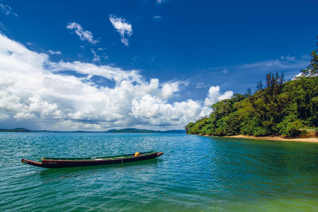 Long Island, Andaman and Nicobar Islands. Photo: Neelima Vallangi