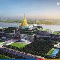New Bt12bn Parliament building to open next month #SootinClaimon.Com