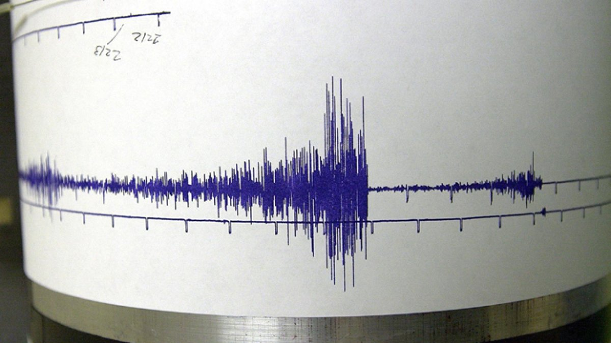 Preliminary 3.1 Magnitude Quake Rattles San Benito County