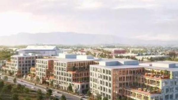 Massive Office Building in San Jose Receives City's ...