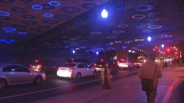 San Jose Illuminates Downtown Underpasses With $600,000 ...