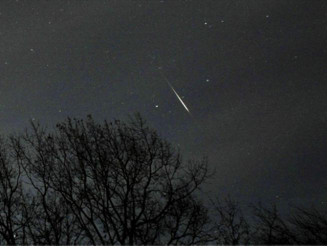 Possible Sonic Boom a Meteor in NorCal