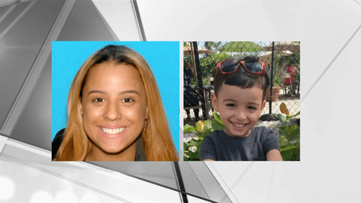 Amber Alert: Woman and Son Missing, Possibly in Danger, Police in Manchester, NH, Say