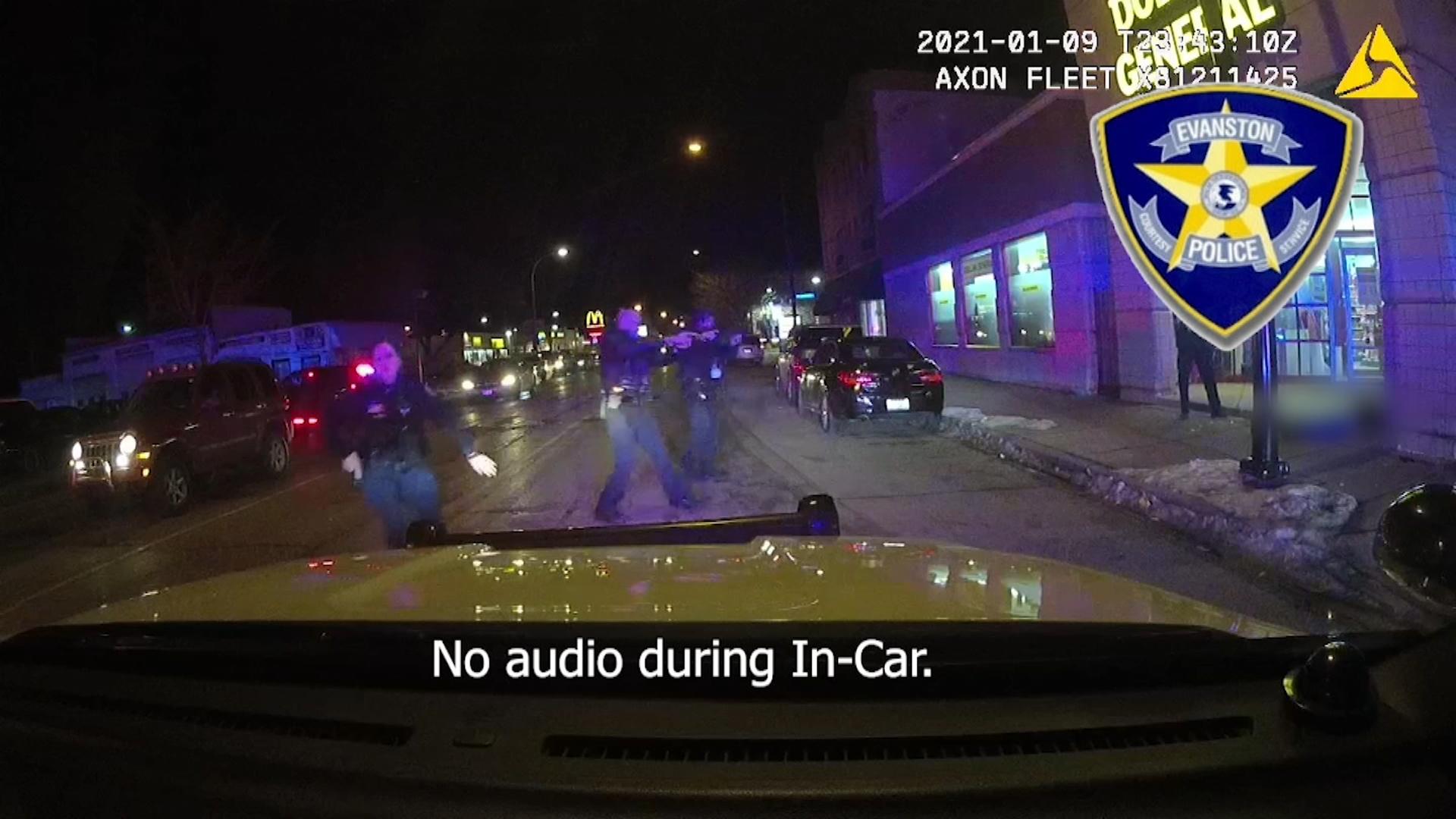 Tech :  Des images montrent la police poursuivant et abattant un suspect dans 4 meurtres à Evanston,  infos , tests