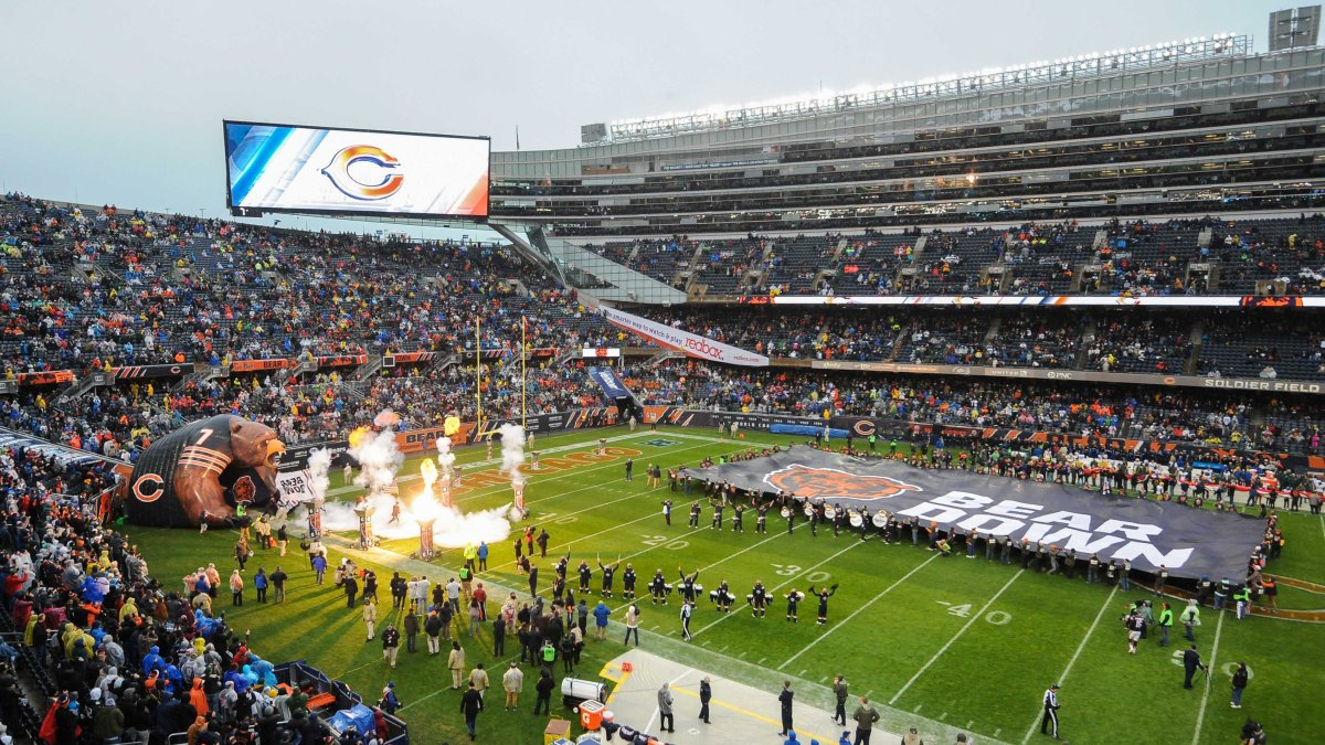 A History of the Bears' Ties to Soldier Field, Plans to Potentially Move to Suburbs