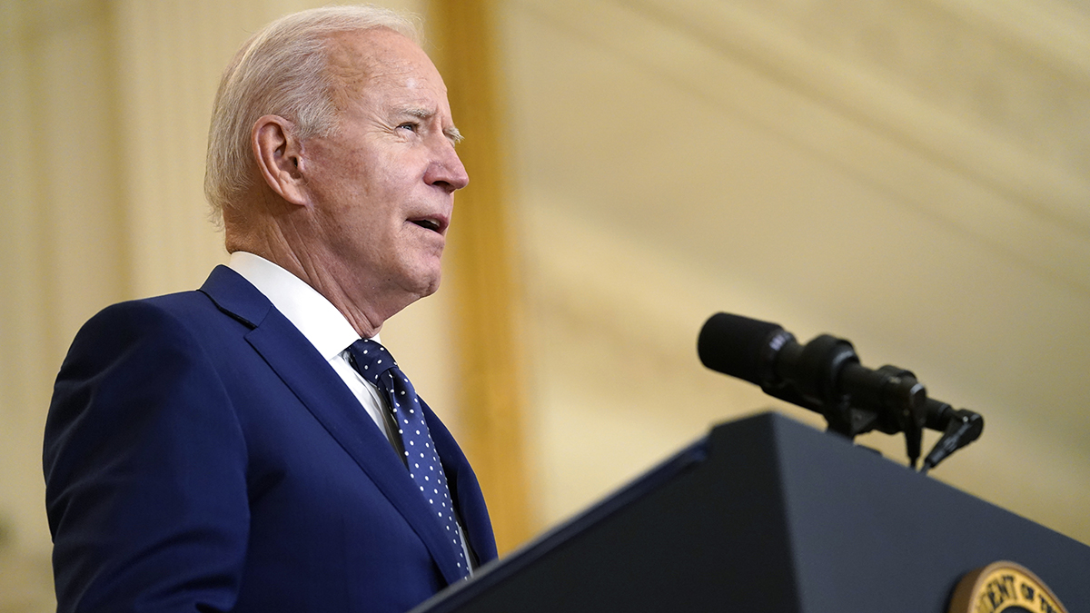 After Outcry, WH Says Biden Will Lift Refugee Cap in May – NBC Chicago