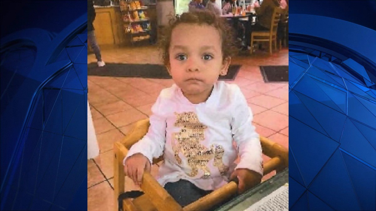 SILVER ALERT: 2-Year-Old Girl Reported Missing From West Haven