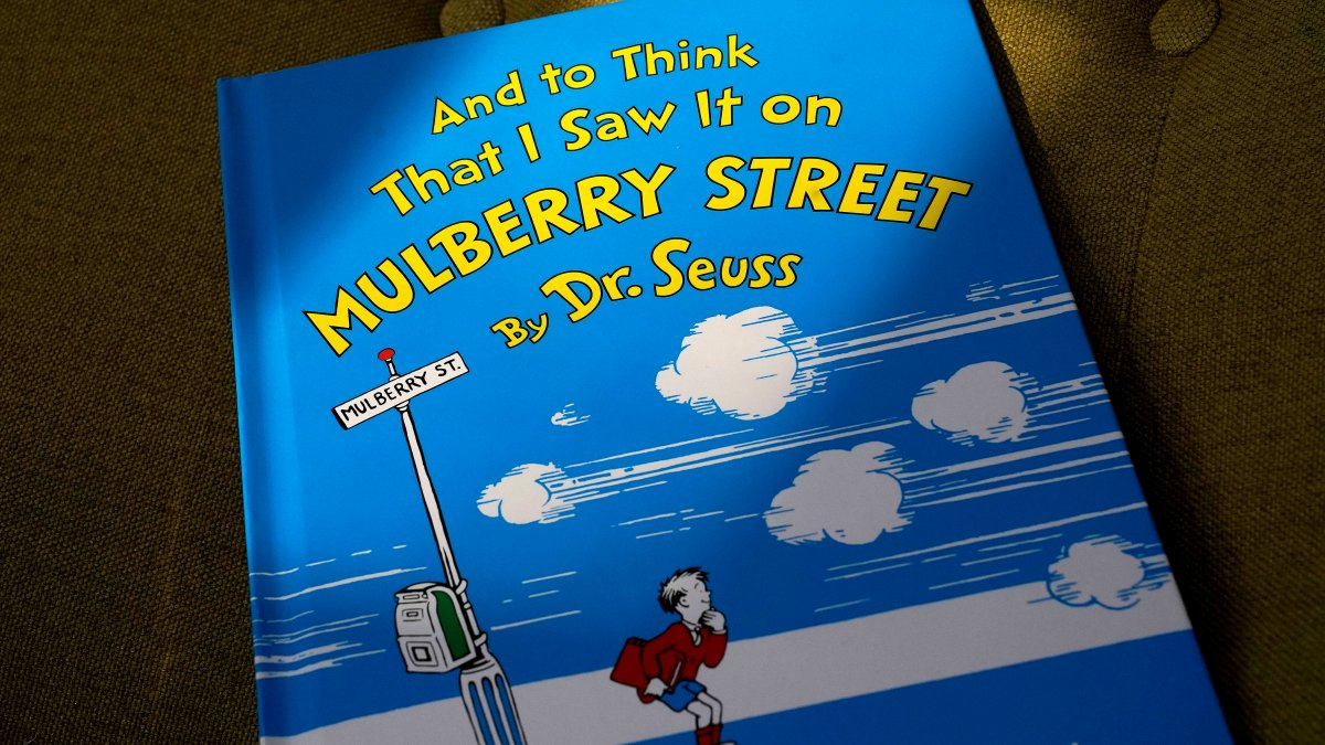 www.nbcdfw.com: These Are the Six Dr. Seuss Books Being Shelved Because of Racist Imagery