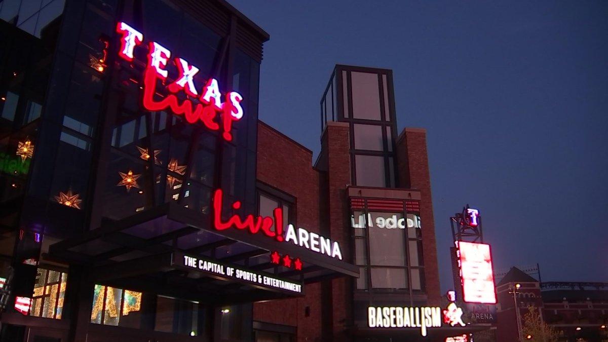 Arlington's Texas Live! to Hold Hiring Event Monday