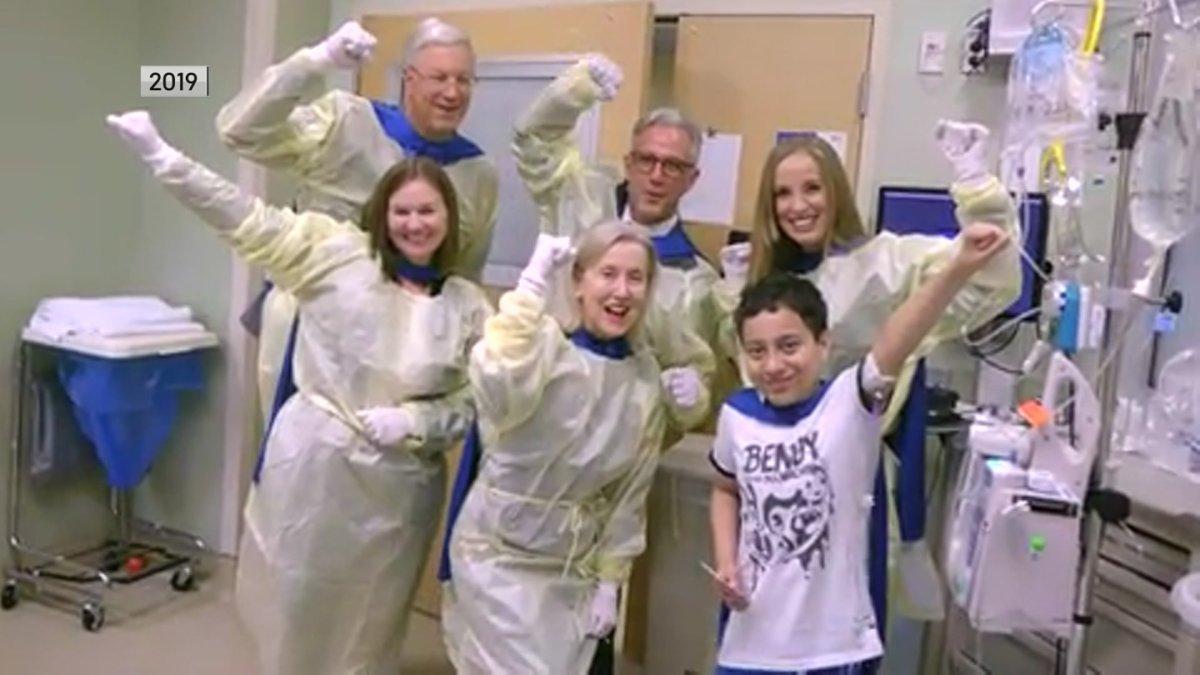 Children's Health Celebrates 2021 Cape Day - NBC 5 Dallas ...