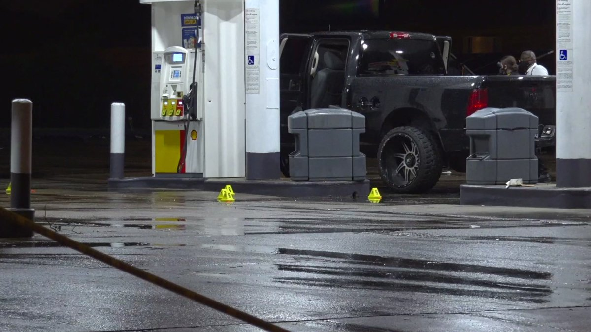 3-Year Old Girl Wounded in Shooting at Dallas Gas Station: PD
