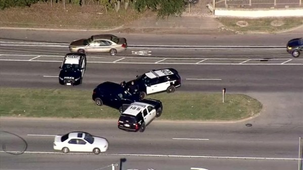 Driver Arrested After High-Speed Police Chase Ends in ...