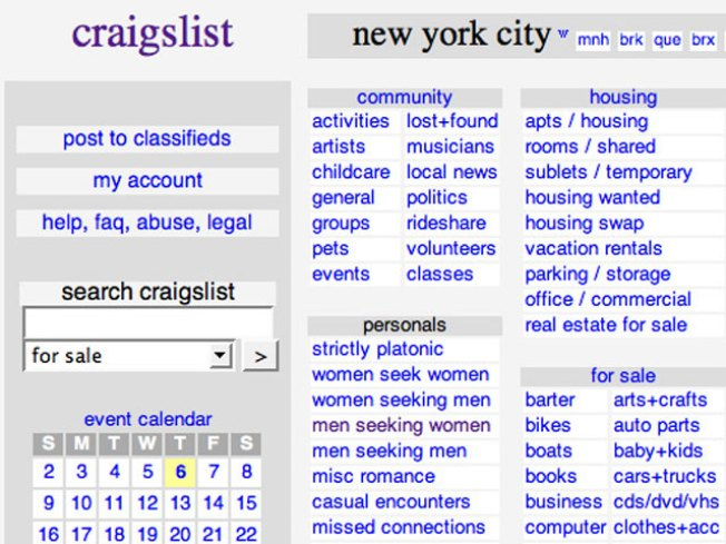Craigslist dallas men