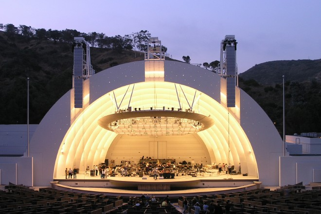 Hollywood Bowl to reopen with limited capacity in May with 4 Free Concerts