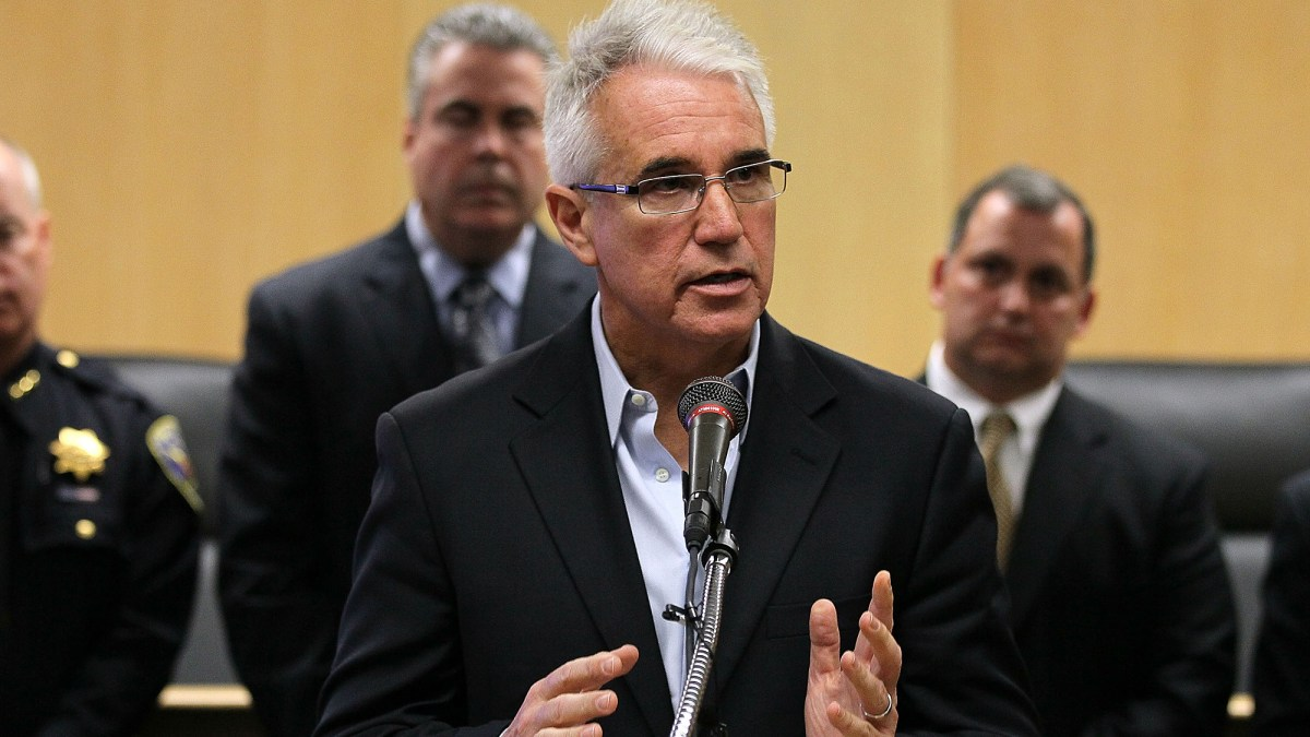 George Gascon Now Being Sued by L.A Prosecutors -Hearing will be Feb 2, 2021