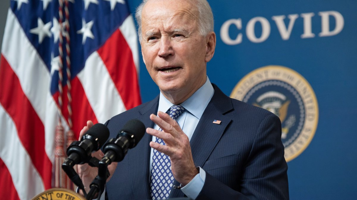 Biden Getting 1st Shot at Making Mark on Federal Judiciary 1