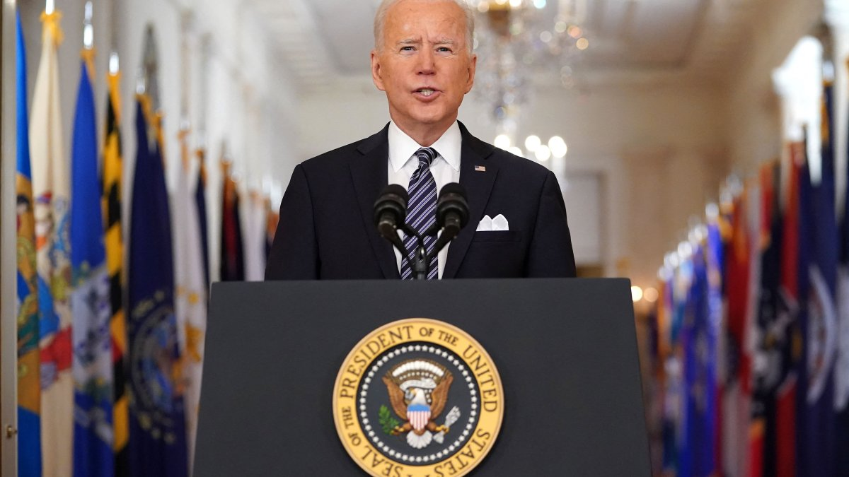 Biden Says US to Hit 100 Million Vaccine Goal Friday 1