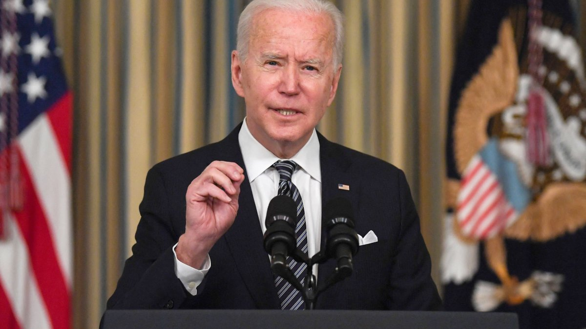 Biden Names 'Trailblazing' Slate of Judicial Nominees With Diverse Backgrounds 1