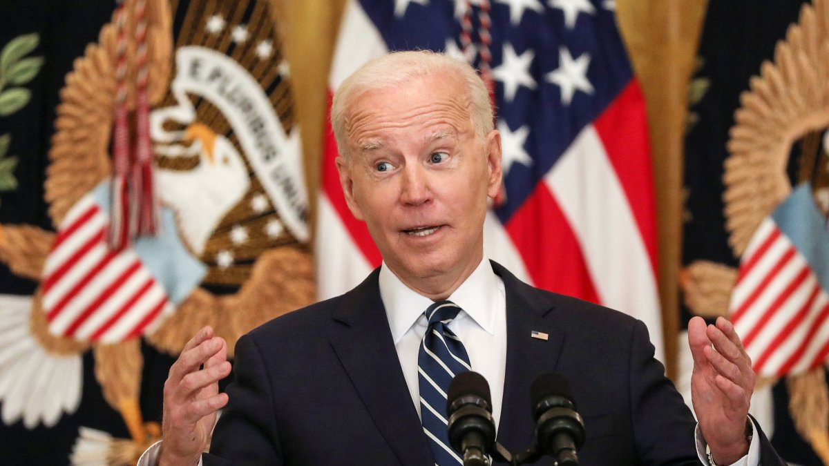 Biden Not Ruling Out Chance US Stays Longer in Afghanistan 1