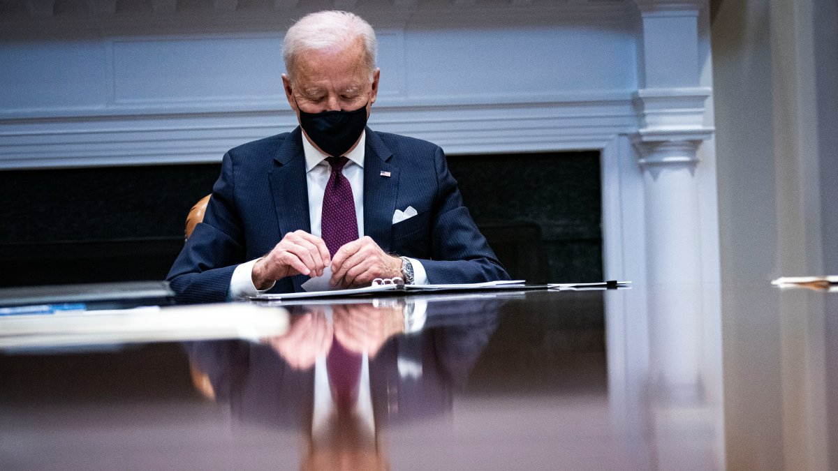 Biden White House: Keeping Control of the Daily Message 1