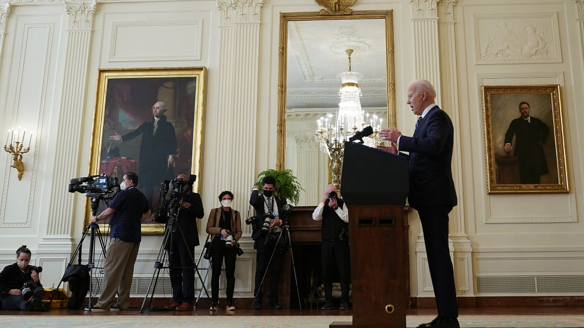 Biden Invites Russia, China to First Global Climate Talks 1