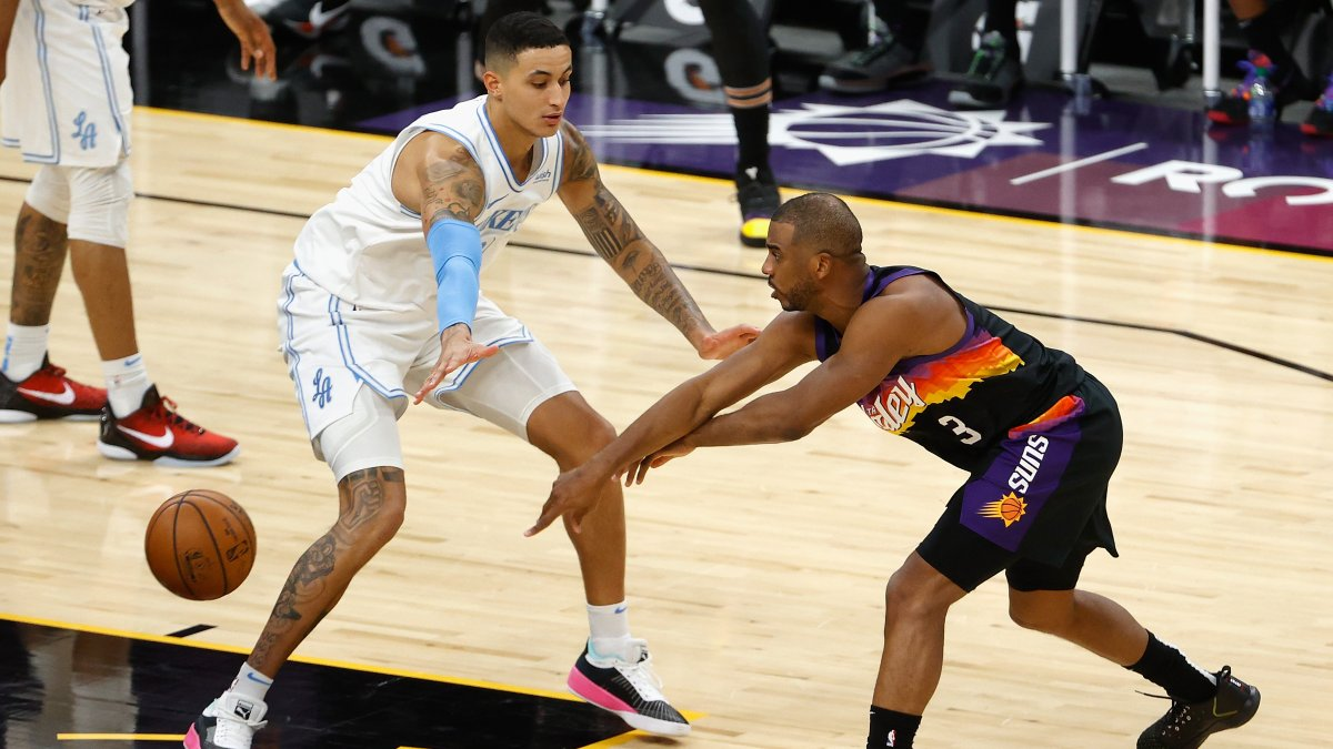 Lakers Lose to Suns 111-94 - Daily Post USA