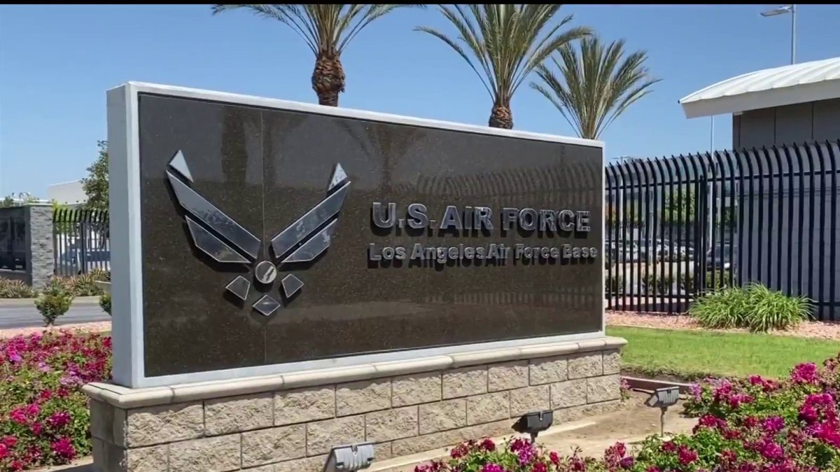LA Air Force Base to Become Command Site for US Space Force