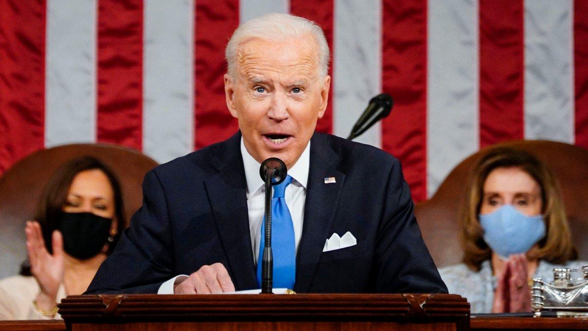 Read President Biden's First Speech to a Joint Session of Congress 1